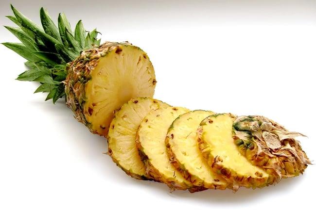 Ananas, Ovoce, Vitamíny, Tropické Ovoce