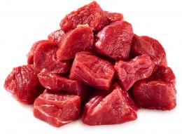 Ecoproduct Hovězí bio kostky na guláš