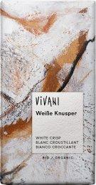 VIVANI BIO Bílá křupavá čokoláda