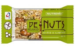 Nutrend DeNuts pistácie+slunečnice