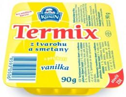 Mlékárna Kunín Termix vanilka