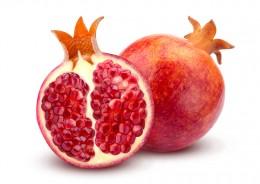 Granátové jablko - nová sklizeň 1ks (min. hm. 160g+)
