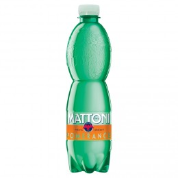 Mattoni minerální voda perlivá pomerančová