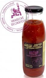 Hradecké delikatesy Kečup jemný