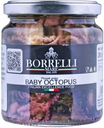 Borrelli Baby octopus