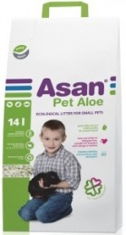 Asan Pet Aloe podestýlka