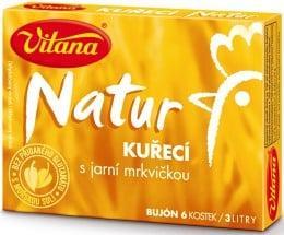 Vitana Natur bujón kuřecí 3l (6x10g)