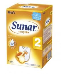 Sunar Complex 2 kojenecká výživa mléčná