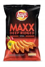 Lay's Chipsy Max paprika