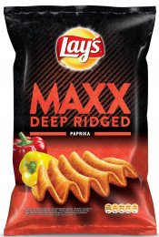 Lay's Chipsy Max paprika