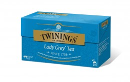 Twinings Lady grey čaj 25x2g