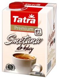 Tatra Smetana do kávy 10%