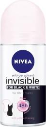 Nivea invisible clear kuličkový deodorant