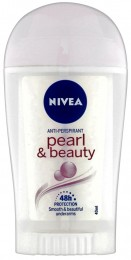 Nivea Pearl & Beauty Tuhý antiperspirant