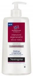 Neutrogena Hloubkově hydratační tělové mléko pro suchou a citlivou pokožku