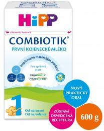 HiPP 1 BIO Combiotik počáteční mléčná kojenecká výživa
