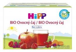 HiPP BIO Čaj ovocný 20 sáčků