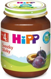 HiPP Bio Švestky