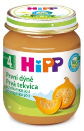 HiPP Bio první dýně zeleninový příkrm