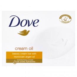 Dove krémová tableta s arganovým olejem 100g
