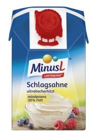 MÍNUS L Smetana ke šlehání 30% snížený obsah laktózy