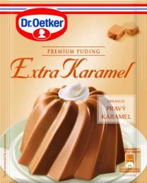 Dr.Oetker Premium puding extra karamel