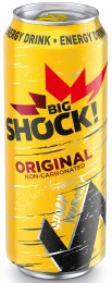 Big Shock! Original Energetický nápoj