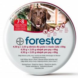 Foresto Antiparazitní obojek pro velké psy 70cm