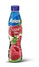 Relax sirup Aronie a malina