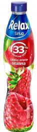 Relax ovocný sirup 33% malina jablko aronie