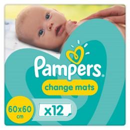 Pampers Changemats dětské přebalovací podložky 12 ks