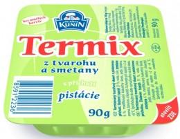 Mlékárna Kunín Termix dezert s příchutí pistácie