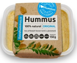 I love Hummus Hummus Basic