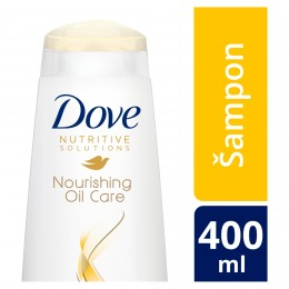 Dove Hair Therapy Nourishing oil care šampon