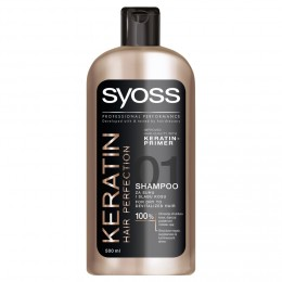 Syoss Šampon Keratin Hair Perfection