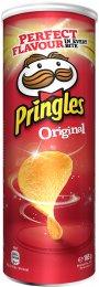Pringles Original bramborové lupínky