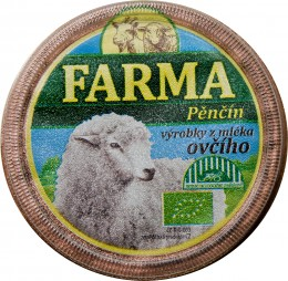 Farma Pěnčín BIO Ovčí jogurt neochucený