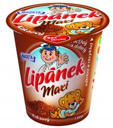 Madeta Lipánek Maxi kakaový