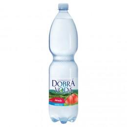 Dobrá voda Neperlivá s příchutí jahod
