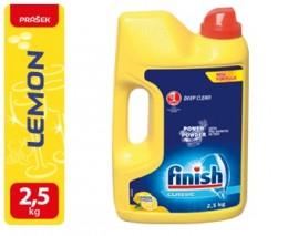 Finish Lemon prášek do myček nádobí