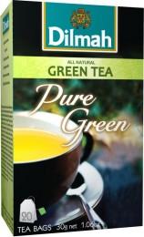 Dilmah Zelený čaj 20 sáčků