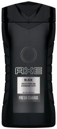 Axe black sprchový gel