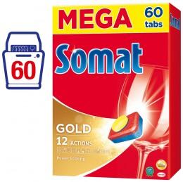 Somat Gold tablety do myčky 60ks