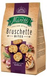 Maretti Bruschetty s příchutí pečeného česneku