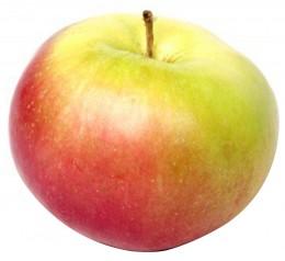 Jablko červené malé (Od lokálního pěstitele) 1ks