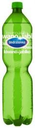 Ondrášovka jemně perlivá minerální voda s příchutí kiwano a jablko