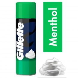 Gillette Classic Menthol Pánská Pěna Na Holení