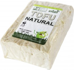 Vitall Tofu natural