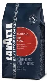Lavazza Top Class, zrnková káva 1kg