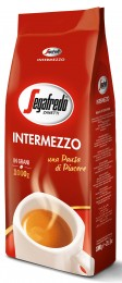 Segafredo Intermezzo, zrnková káva 1kg